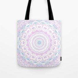 Groovy Mandala Tote Bag