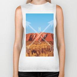 Uluru Biker Tank