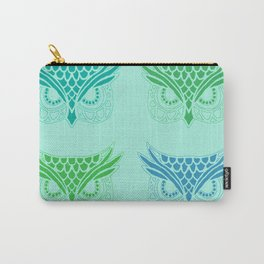 Owl Tribe II Carry-All Pouch