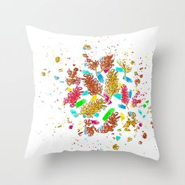 Australian Native Florals - Graphic Throw Pillow
