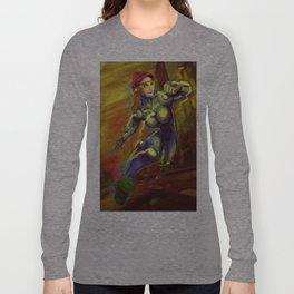 supersonic runner Long Sleeve T-shirt