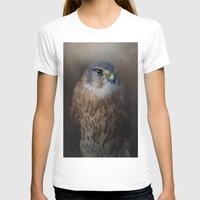 merlin T-shirts featuring The Merlin by Pauline Fowler ( Polly470 )