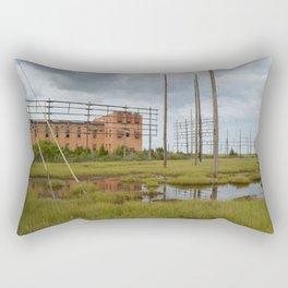 Abandoned Rectangular Pillow
