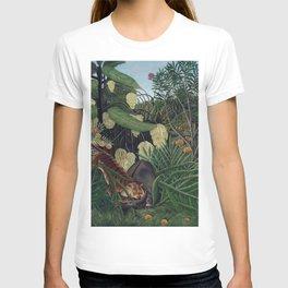 Henri Julien Félix Rousseau (painter) T-shirt