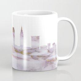 Cleveland Skyline Ohio Coffee Mug