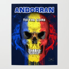 To The Core Collection: Andorra Poster
