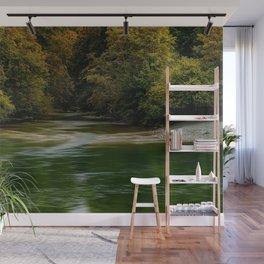 Wood River, Arcadia - West Greenwich, Rhode Island Wall Mural