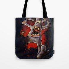 Monster! Tote Bag