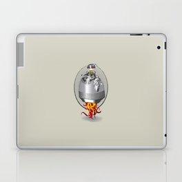 Rocket Girl Laptop & iPad Skin