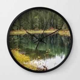 Clear Lake Fall 2018, No. 1 Wall Clock