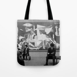 Guernica in Tokyo Tote Bag