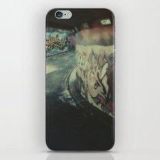 London Graffiti iPhone & iPod Skin