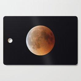 Magical Full Moon Cutting Board