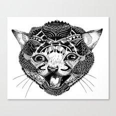 GAT. Canvas Print