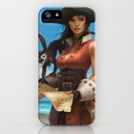Brangwen Morgan iPhone Case