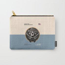 Support The Second Amendment Carry-All Pouch