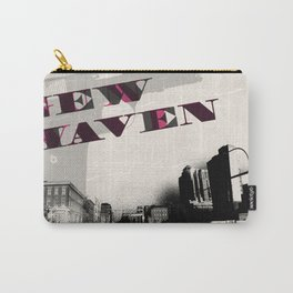 Gun Wavin, New Haven Carry-All Pouch