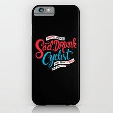Sad, Drunk Cyclist Slim Case iPhone 6s