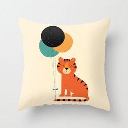 Time To Celebrate Throw Pillow