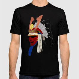 Native Samurai T-shirt
