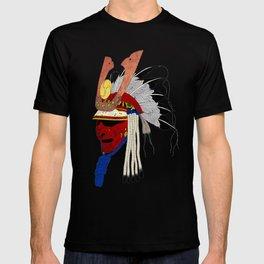 Native Samurai T-shirt