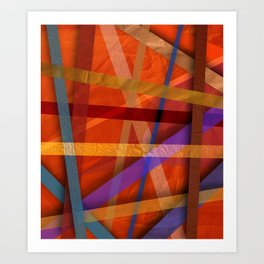 Abstract #366 Art Print