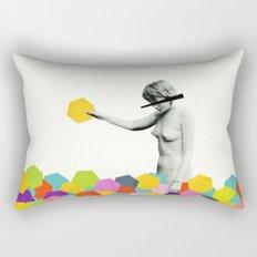 Strange Phenomenon Rectangular Pillow