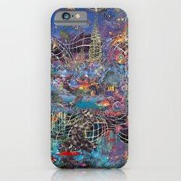 Azure iPhone Case