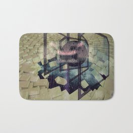 The Impossible Dimension Bath Mat