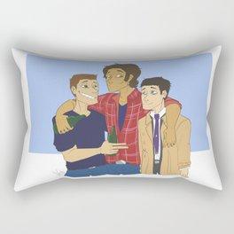 Supernatural: Team Free Will Rectangular Pillow