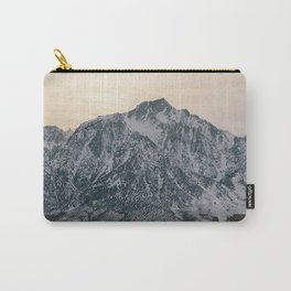 Mt. Whitney at Sunset Carry-All Pouch