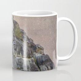 Externsteine top of the rock Coffee Mug