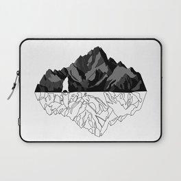 Mountains Bear Laptop Sleeve