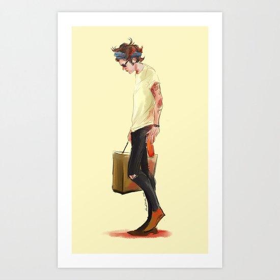 Harold Art Print