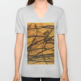 Sound of the Hive Unisex V-Neck
