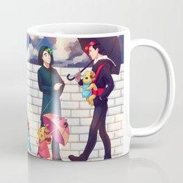 When it rains - Markiplier + Jacksepticeye Coffee Mug