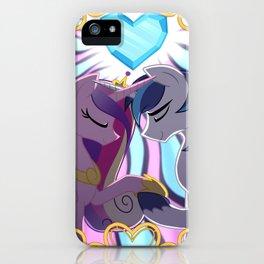 Princess Cadance and Shining Armor MLP iPhone Case