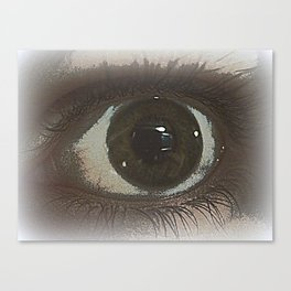 What Do You See? Canvas Print