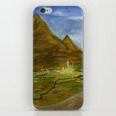 Fictional Landscape III iPhone & iPod Skin