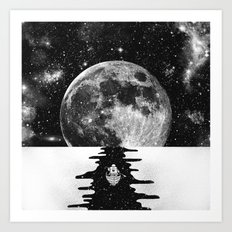Endless Journey Art Print