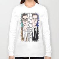 enerjax Long Sleeve T-shirts featuring All dat CumberSwagger by enerjax