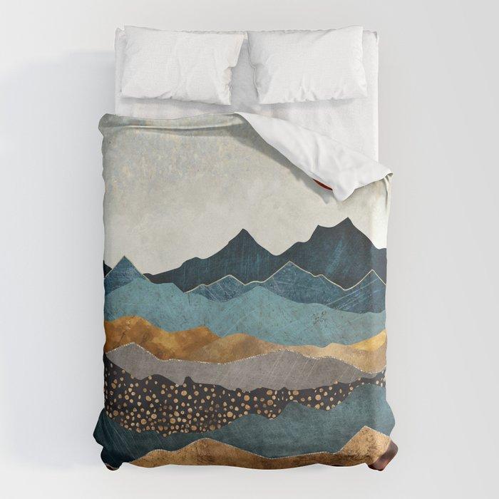 Amber Dusk Bettbezug