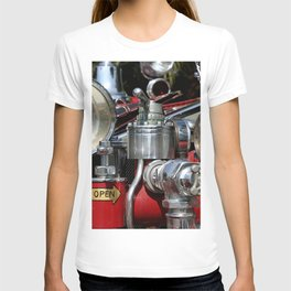 Old Fire Truck T-shirt