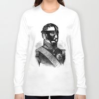 bdsm Long Sleeve T-shirts featuring BDSM XVI by DIVIDUS