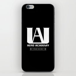 UA iPhone Skin