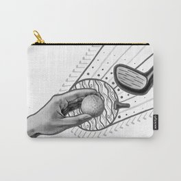 Golf swing Carry-All Pouch