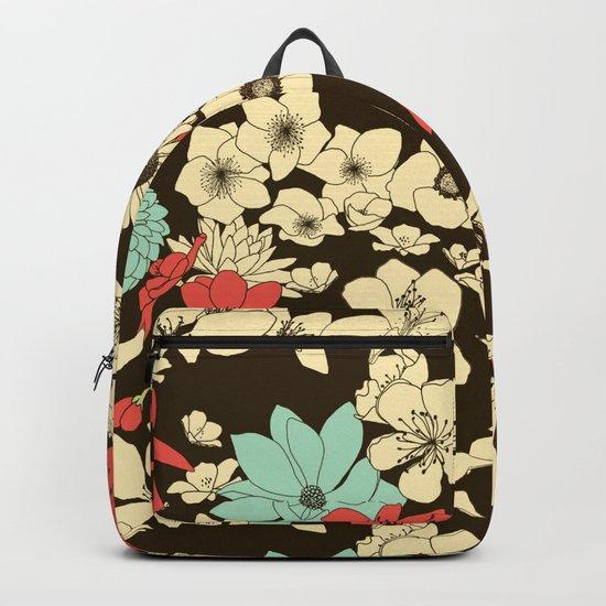 Flower Market Backpack