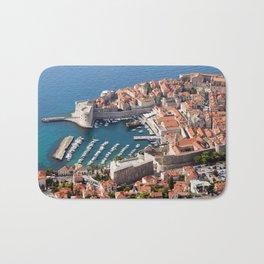Old Town of Dubrovnik Bath Mat