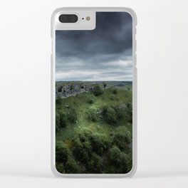 Malham Vista Clear iPhone Case
