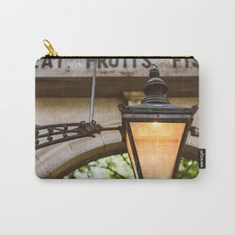 Market Lamppost Carry-All Pouch